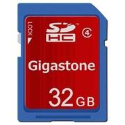 Gigastone 32G SDHC高速存储卡(class4)
