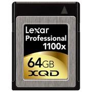 雷克沙 专业系列 1100x XQD 64G 存储卡168M/S