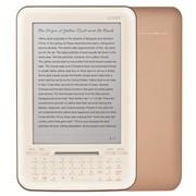 艾利和 Story HD电纸书阅读器 高清版6英寸E-ink墨水屏wifi轻薄电子书支持多种办公文件阅读 棕色