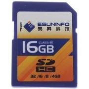 易昇 16GB SDHC存储卡(class6)