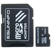 易昇 32GB TF(microSDHC)存储卡(class6)含SD适配器