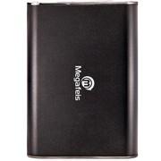 麦格菲斯 P200 11000mAh 移动电源 双USB输出 黑色(适用于苹果、三星Note、小米等手机)