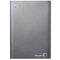 希捷 无线硬盘移动存储设备 1TB USB3.0移动硬盘 灰色 (STCK1000300)产品图片主图