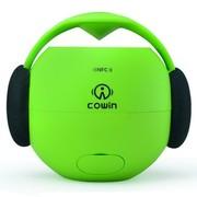 咔哟 YOYO4.0蓝牙音箱低音炮立体声无线蓝牙音响NFC自动配对智能提示防水迷你无线音箱 绿色