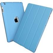 ESR iPad4/new iPad/iPad3/iPad2智能超薄支架保护套 苹果iPad4皮套 iPad2保护壳