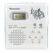 纽曼 VC 30 插卡式复读机 集MP3、复读机、录音笔、U盘/TF卡于一体的多功能学习机