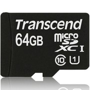 创见 MicroSDXC(TF)UHS-I 300X 64G 存储卡 45M/s