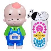 喜宝(HIPP BIO) S10 小破孩B 宝宝早教学习英语故事机 儿童mp3 4G锂电遥控