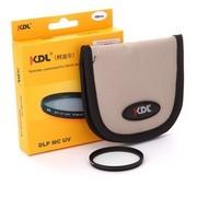 酷笛乐 49mm DLP MC UV 超薄多层镀膜滤镜
