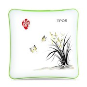 TPOS R502 中国风梅兰竹菊系列移动电源之兰 5000mAh 毫安 聚合物更放心(适用iPhone 三星 HTC 诺基亚等)