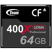 十铨 64GB 400X CF 单反相机存储卡
