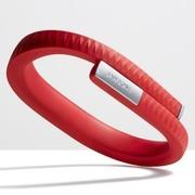 Jawbone UP  智能健康运动手环 M号 红色