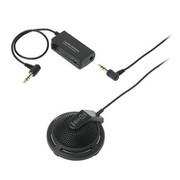 铁三角 AT9921 单声道界面式话筒 浮动防震构造 双供电方式