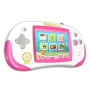 金柠檬(Goldlimon) K35-2GS-桃红套装 儿童全智能掌上电脑 语音动画系统 宝贝云免费下载 视频点读故事机