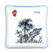 TPOS R503 中国风梅兰竹菊系列移动电源之竹 5000mAh 毫安 聚合物更放心(适用iPhone 三星 HTC 诺基亚等)