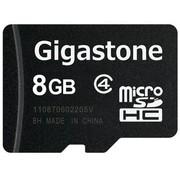 Gigastone 8G TF(Micro SDHC)高速存储卡(class4)