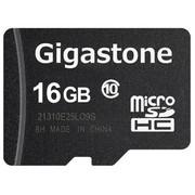 Gigastone 16G TF(Micro SDHC)高速存储卡(class10)