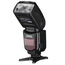 捷宝 TR-680Ⅱ 闪光灯 黑色手动对焦佳能尼康通用闪光灯产品图片主图