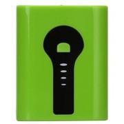 能量王 N-50 5000MA 移动电源 薄荷绿 (适用于苹果iPad、iPhone、三星、HTC、小米等手机)