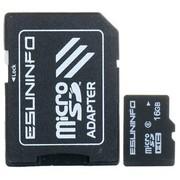 易昇 16GB TF(microSDHC)存储卡(class6)含SD适配器