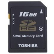 东芝 16G SDHC存储卡(Class4)