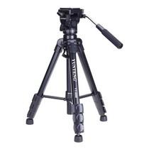 云腾 VT-8008 微电影级专业大型三脚架云台套装 微单数码单反相机摄像机用 优质铝合金三角架黑色产品图片主图