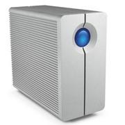 LaCie 2big Thunderbolt 4TB 3.5英寸桌面存储(带Thunderbolt雷电线) 9000359