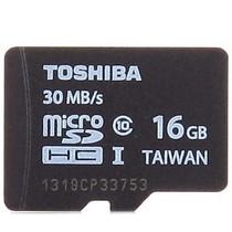 东芝 16G TF(microSDHC)存储卡(Class10)30MB/s产品图片主图