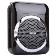 夏新 V88 便携式插卡音箱 扩音机 唱戏机 收音机 老人广场舞播放器 黑色