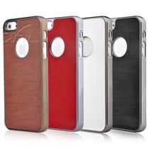 沃尤尼 iphone5/5S 雅智系列超薄真皮皮套产品图片主图