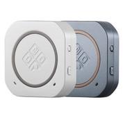 SANWA SUPPLY 山业SANWA 蓝牙接收器 可通话麦克风/可当音箱 音量可调节 MM-BTSHOEO1