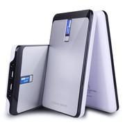 迪比科 H32 超大容量32000mAh万能充电宝,移动电源 支持笔记本充电,金属面板,自带液晶显示功能,