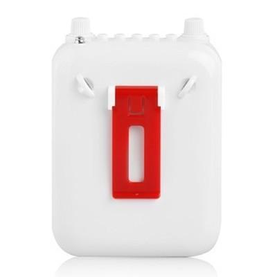 索爱 S-368 多功能扩音器 (便携式大功率带收音机 MP3适用:导游 教学 腰挂式唱戏机)红色产品图片1