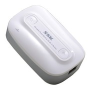 飚王 SRBC518 wifi无线路由 移动电源6600mAh 无线存储 白色