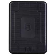 电母 PQ001 盒电站系列 黑色10400mAh 移动电源(充电宝)双USB输出A级三星电芯、超级续航