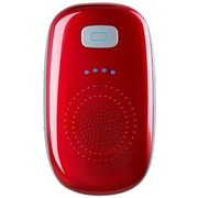 朗琴 MX400 鼎力 多功能移动电源 充电宝 苹果iphone 三星 华为 移动硬盘、录音、MP3 烈焰红