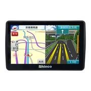新科 PS729汽车GPS导航仪 正版高德地图 双预警系统70万电子眼数据