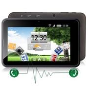 神行者 M80 智能GPS导航仪平板3G通话一体机