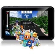 其他 神行者J30(8G)7寸高清车载GPS导航仪 小狗电子行车记录仪双卡通话平板汽车导航一体机