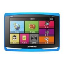 纽曼 T500  汽车GPS导航仪(5英寸高清触摸 独家私模 正版凯立德) 蓝色 官方标配产品图片主图