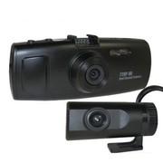 FAC V6  2.7寸彩色屏 移动侦测功能 双向摄像头 标配+8G卡