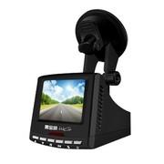 黑金刚 HKG 行车记录仪电子狗 流动固定测速 高清广角记录仪 GPS轨迹P4Z 32G内存卡
