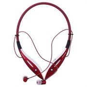 联想 LBH908 立体声蓝牙耳机 酒红色
