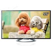 索尼 KDL-55W800A 55英寸3D网络LED液晶电视(黑色)