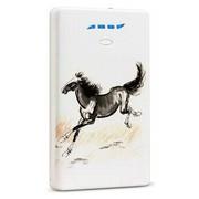 龙威盛 LS-B500_马到功成 5000mAh 意尚充电宝 适用苹果 三星 小米 华为 联想 iPad 等数码产品充电