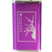 三人行(TEC) V5 移动电源5000mAh紫色高档大气 十款图案多种选择 数码充电宝通用