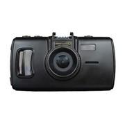 FAC V50(2013年9月新款)行车记录仪 高清夜视全面升级 3寸超高清大屏 标配+8G卡+24小时暗线