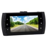阿拉丁 Aladdin A806 行车记录仪 140度广角 1080P 高清 (送16G卡) 黑色