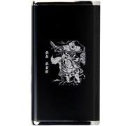 三人行(TEC) V5 移动电源5000mAh黑色 十款图案多种选择 数码充电宝通用