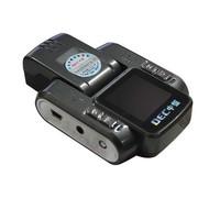 中恒 DECSG60行车记录仪 720P高清摄像 140度超广角全程不漏秒 有屏单头记录仪
